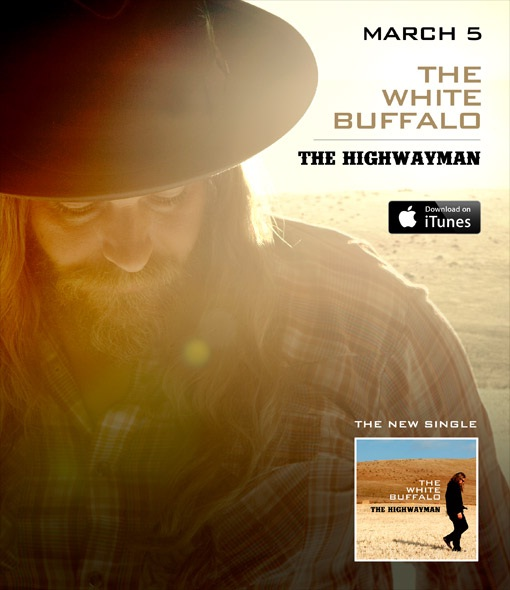 """Highwayman"" – now available on iTunes"