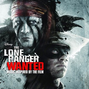 """The American Dream"" on The Lone Ranger: Wanted (music inspired by the film)"