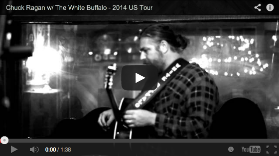 The White Buffalo w/ Chuck Ragan Tour Video