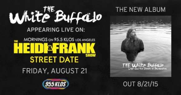 Tune In To KLOS 95.5's Heidi & Frank Tomorrow!
