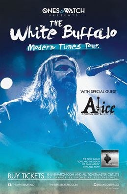 The White Buffalo Announces US Tour Dates!