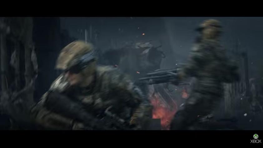The White Buffalo in Halo Wars 2 Trailer!
