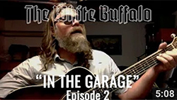 "THE WHITE BUFFALO – ""Story"" – In The Garage: Episode 2"
