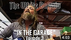 "THE WHITE BUFFALO – ""Avalon"" – In The Garage: Episode 3"