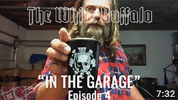 "THE WHITE BUFFALO – ""Where Is Your Savior"" – In The Garage: Episode 4"