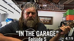 "THE WHITE BUFFALO – ""I Am The Moon"" – In The Garage: Episode 5"