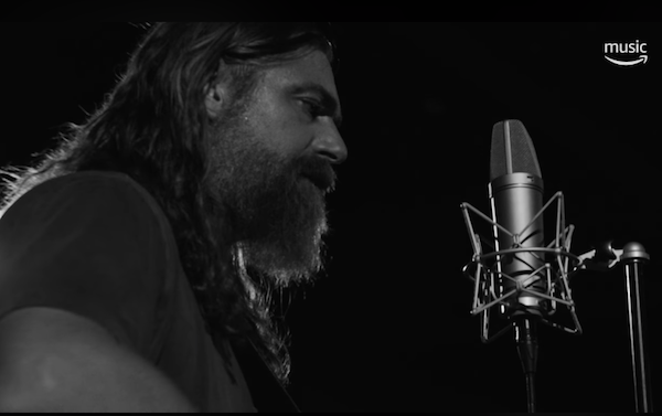 The White Buffalo performs 'The Observatory' for Amazon Music!