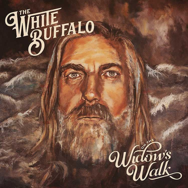 the white buffalo album cover