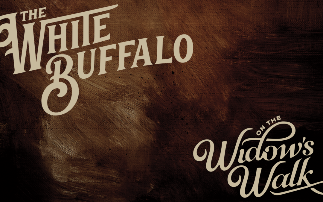 The White Buffalo Free Zoom Background [Click Below To Download]
