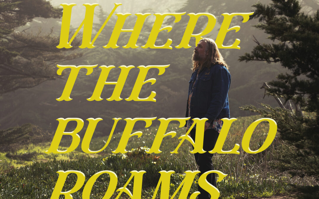 THE WHITE BUFFALO RELEASES EPISODE 2 OF 'WHERE THE BUFFALO ROAMS' PODCAST W/ SHOOTER JENNINGS