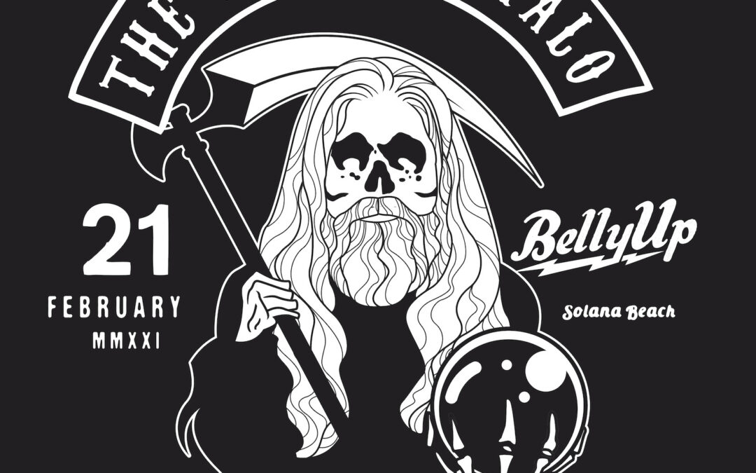 THE WHITE BUFFALO ANNOUNCES SONGS OF ANARCHY LIVE STREAM FROM BELLY UP TAVERN